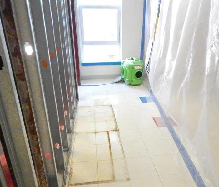 Water loss Preschool - West Bridgewater, MA After