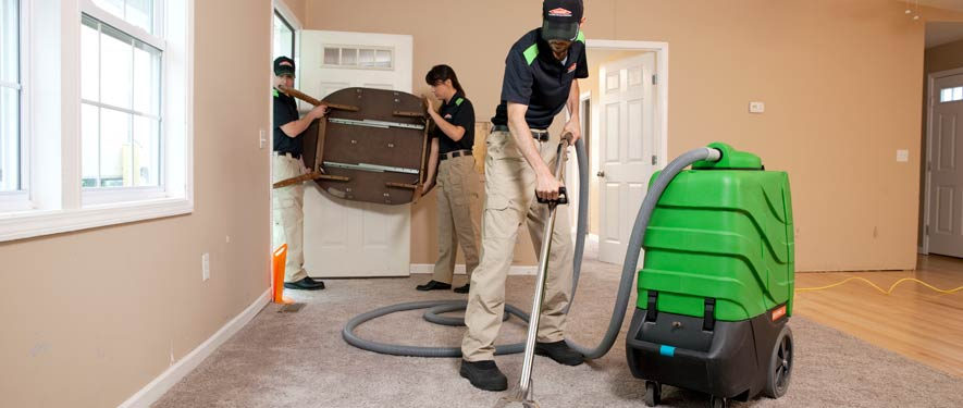 Bridgewater, MA residential restoration cleaning